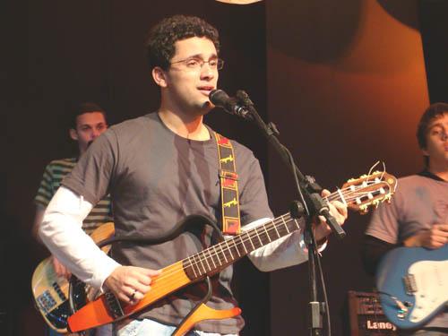 Paulo - Vocalista